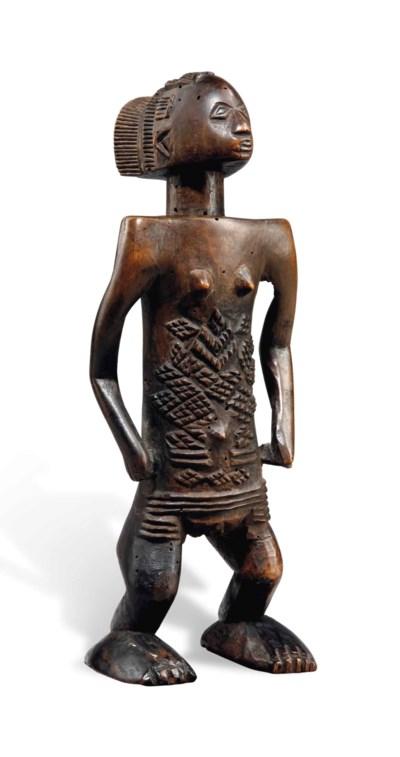 Statuette Luba Shankadi Luba S