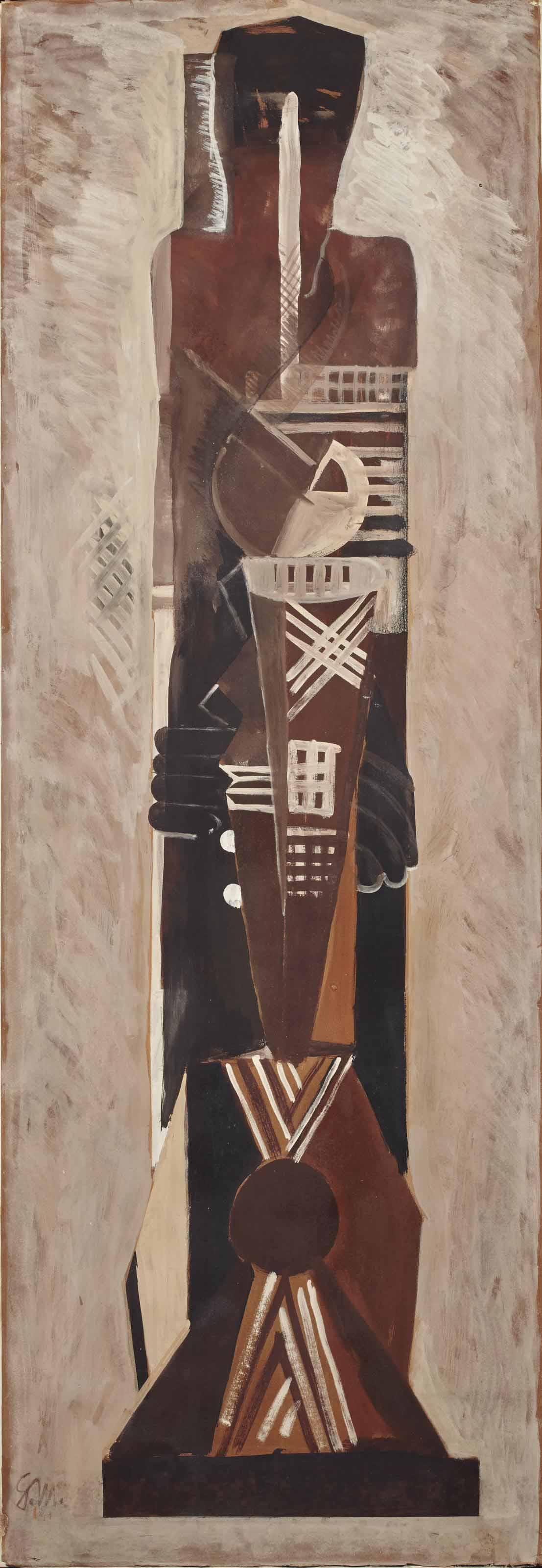 GUSTAVE MIKLOS (1888-1967)