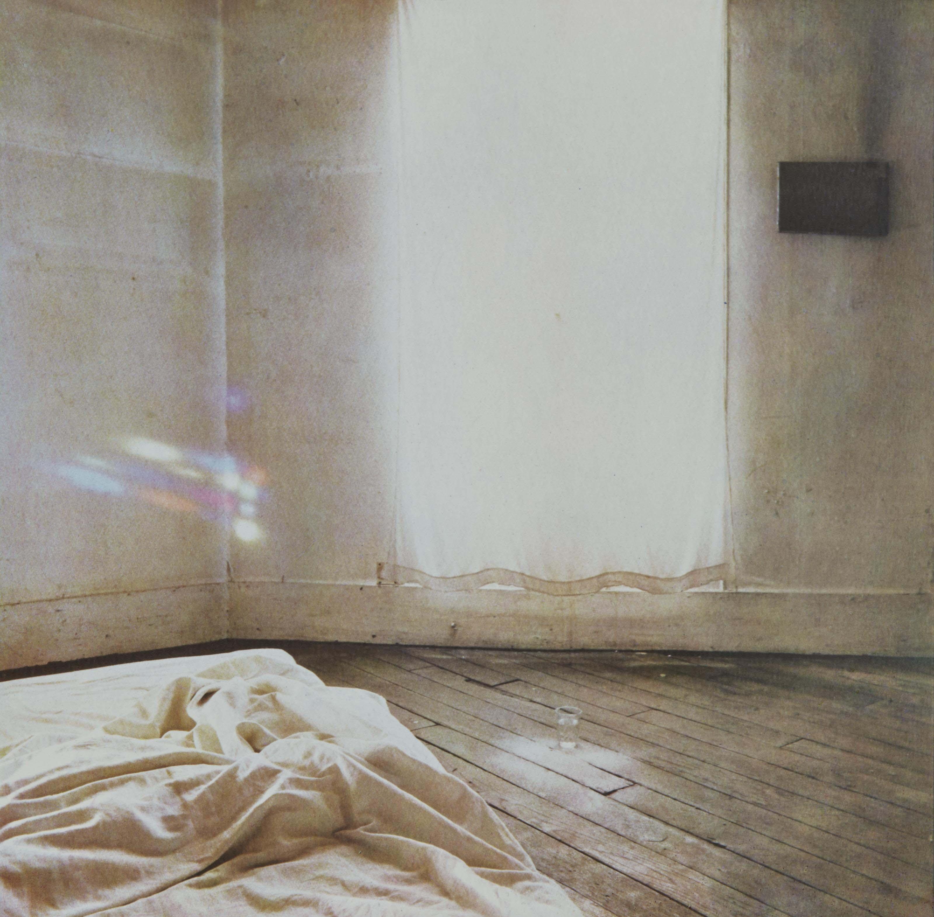 Treizième chambre d'amour, le vitrail, 1985