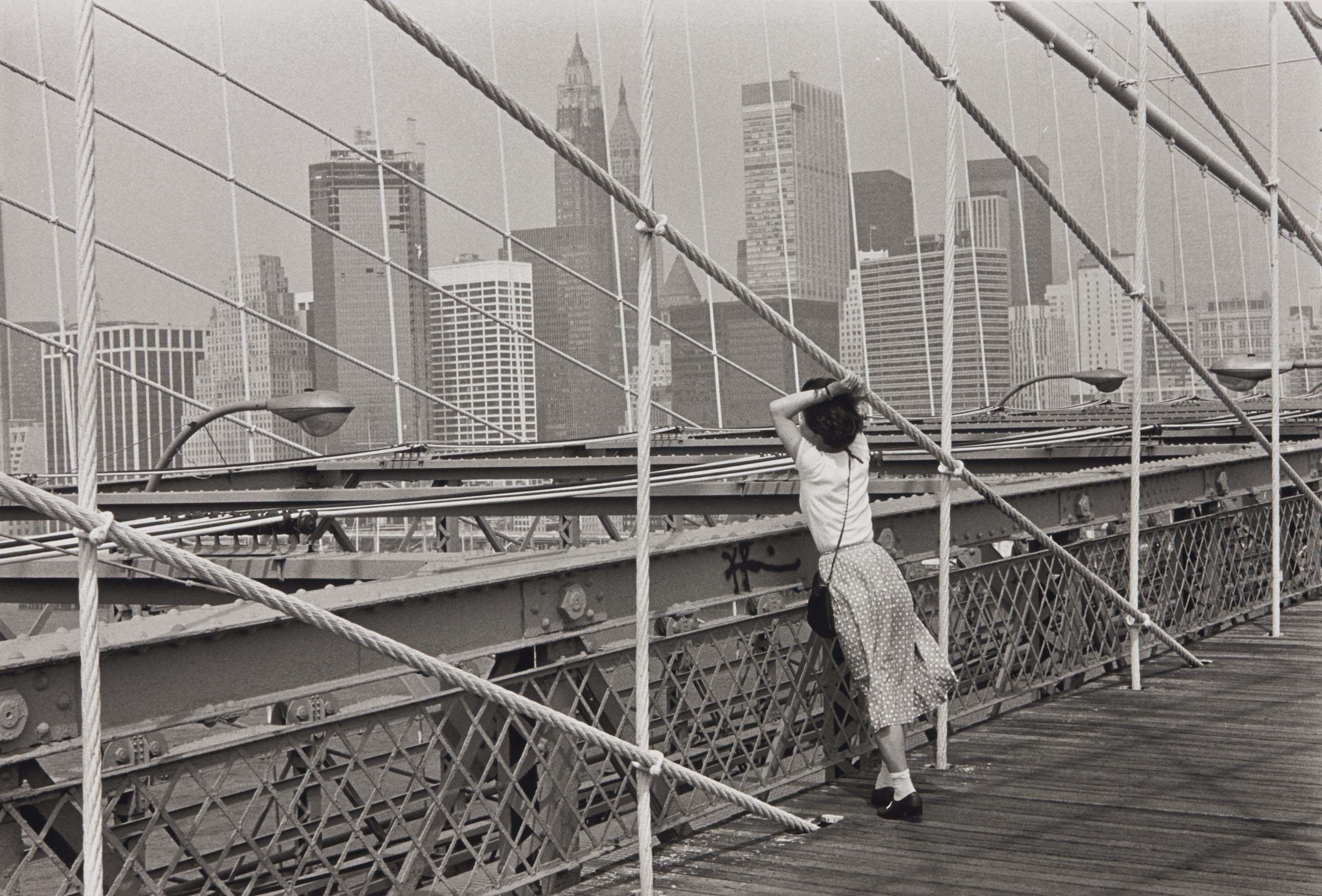 New York, Broadway Bridge, 1981