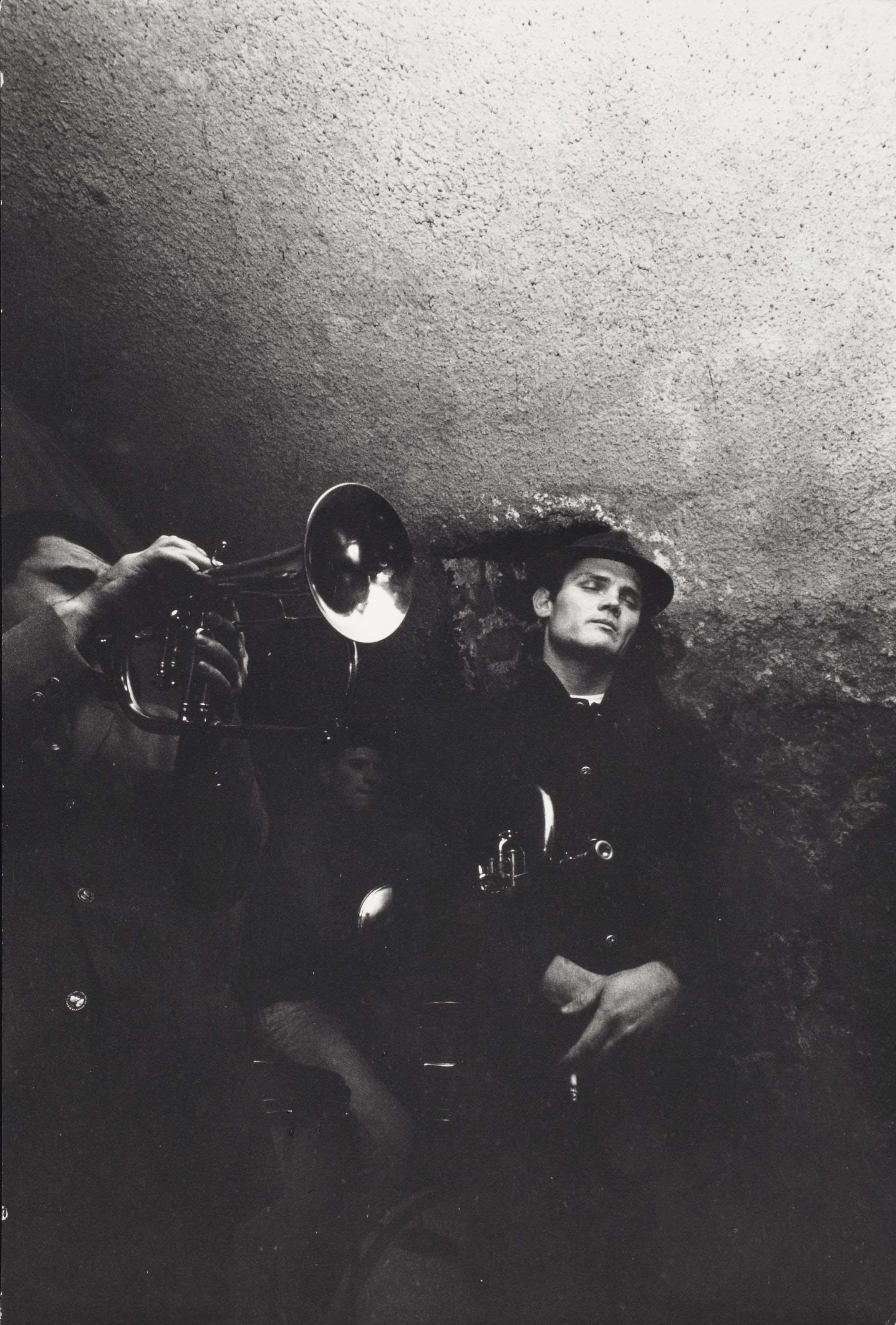 Chet Baker, vers 1950