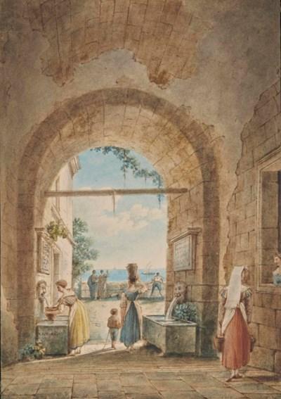 VICTOR-JOSEPH NICOLLE (FONTENA
