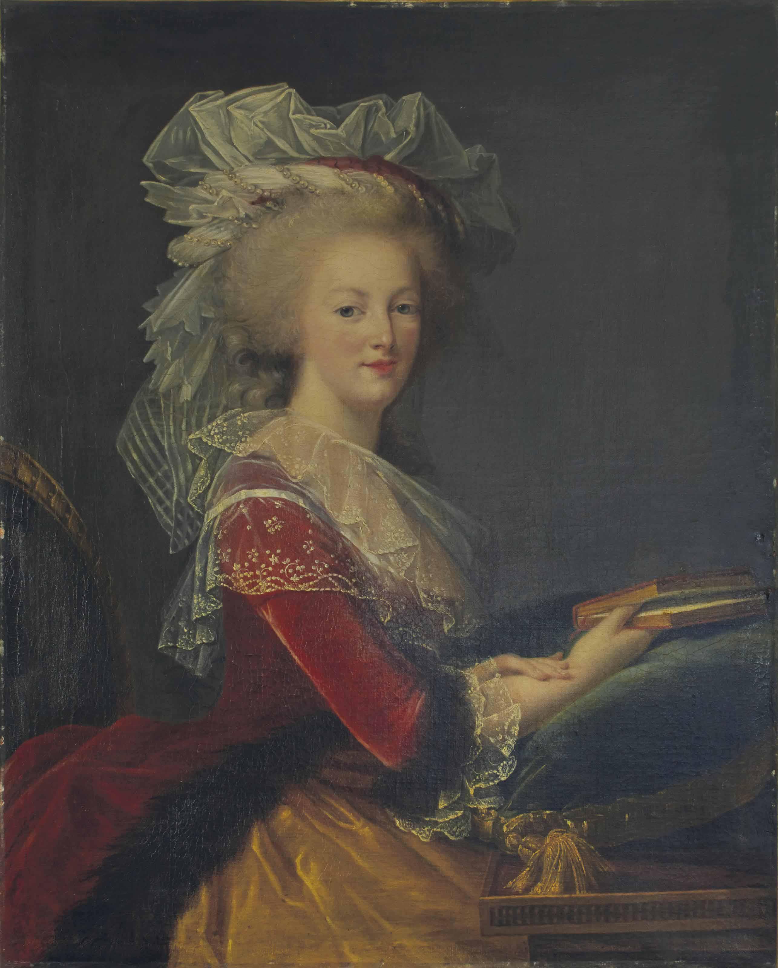 ATELIER DE LOUISE ELISABETH VI