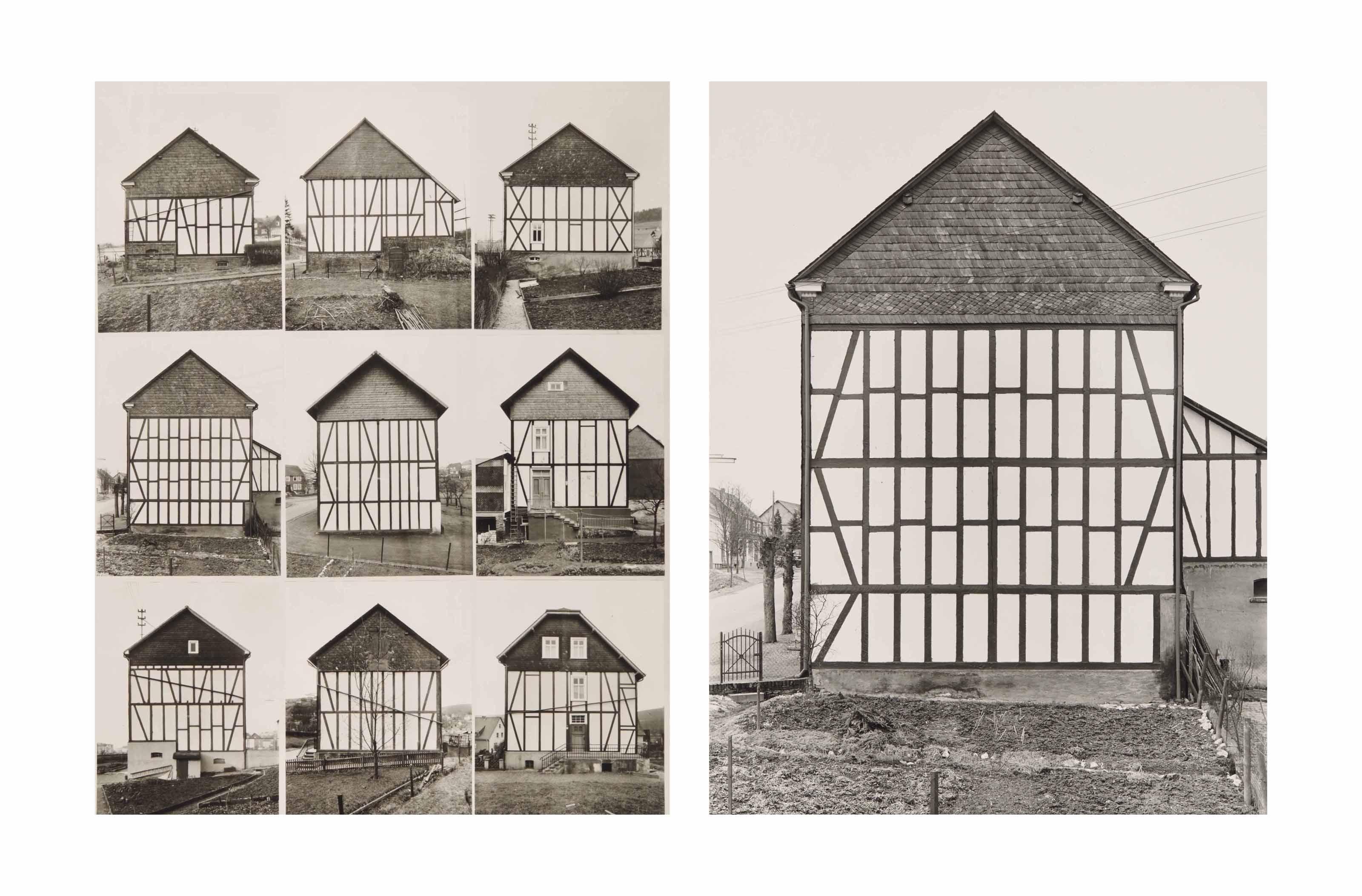Framework Houses, 1976