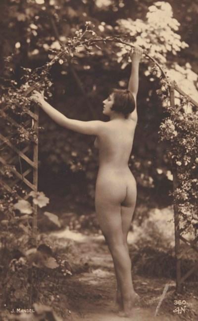 JULIAN MANDEL (1872-1935)