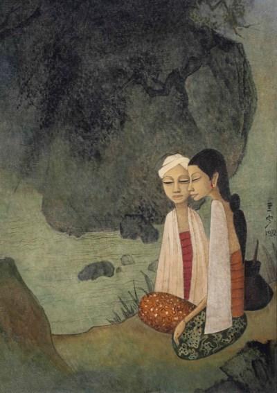 CHEONG SOO PIENG (1917-1983)