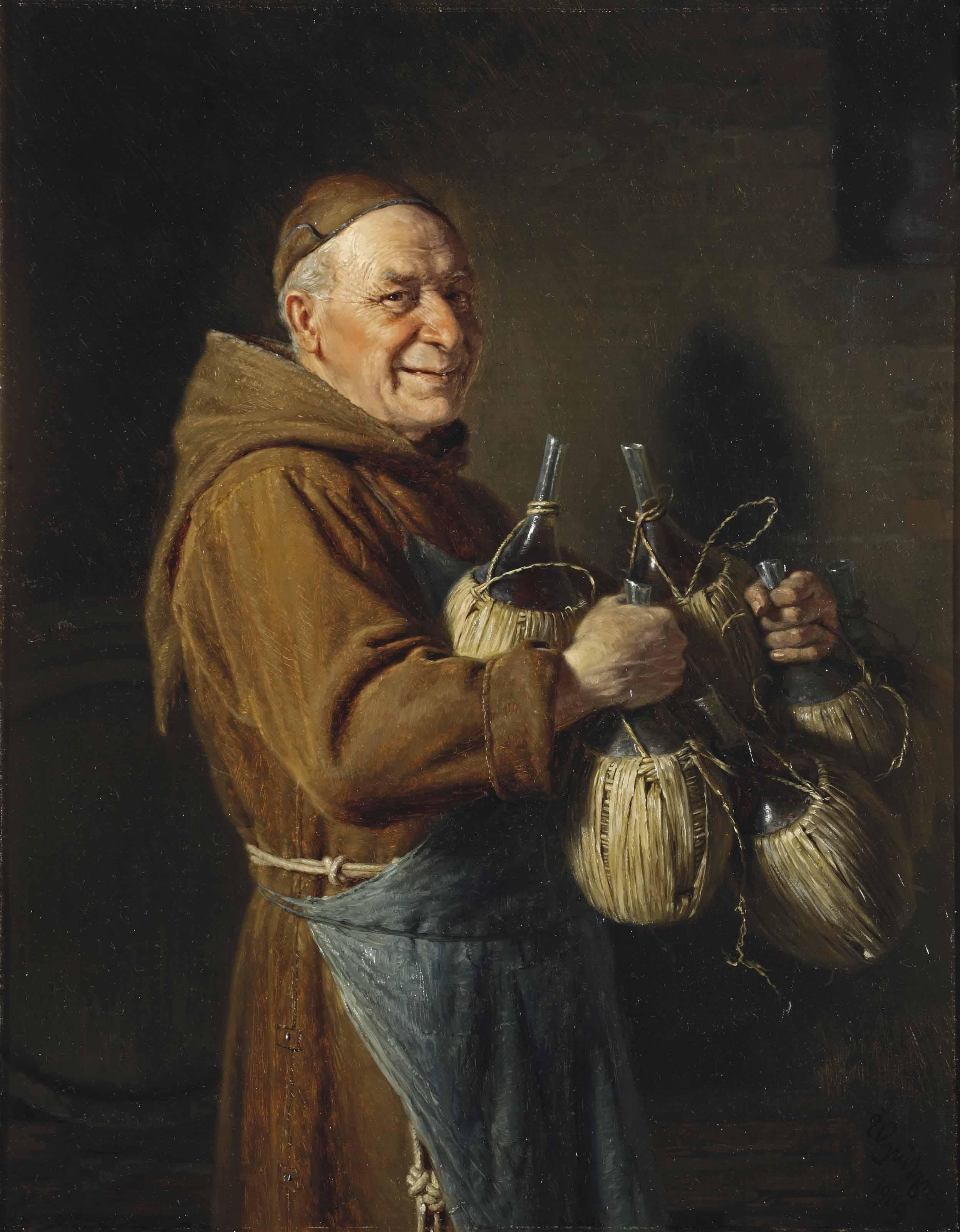Eduard Grützner (Velké Karlovi
