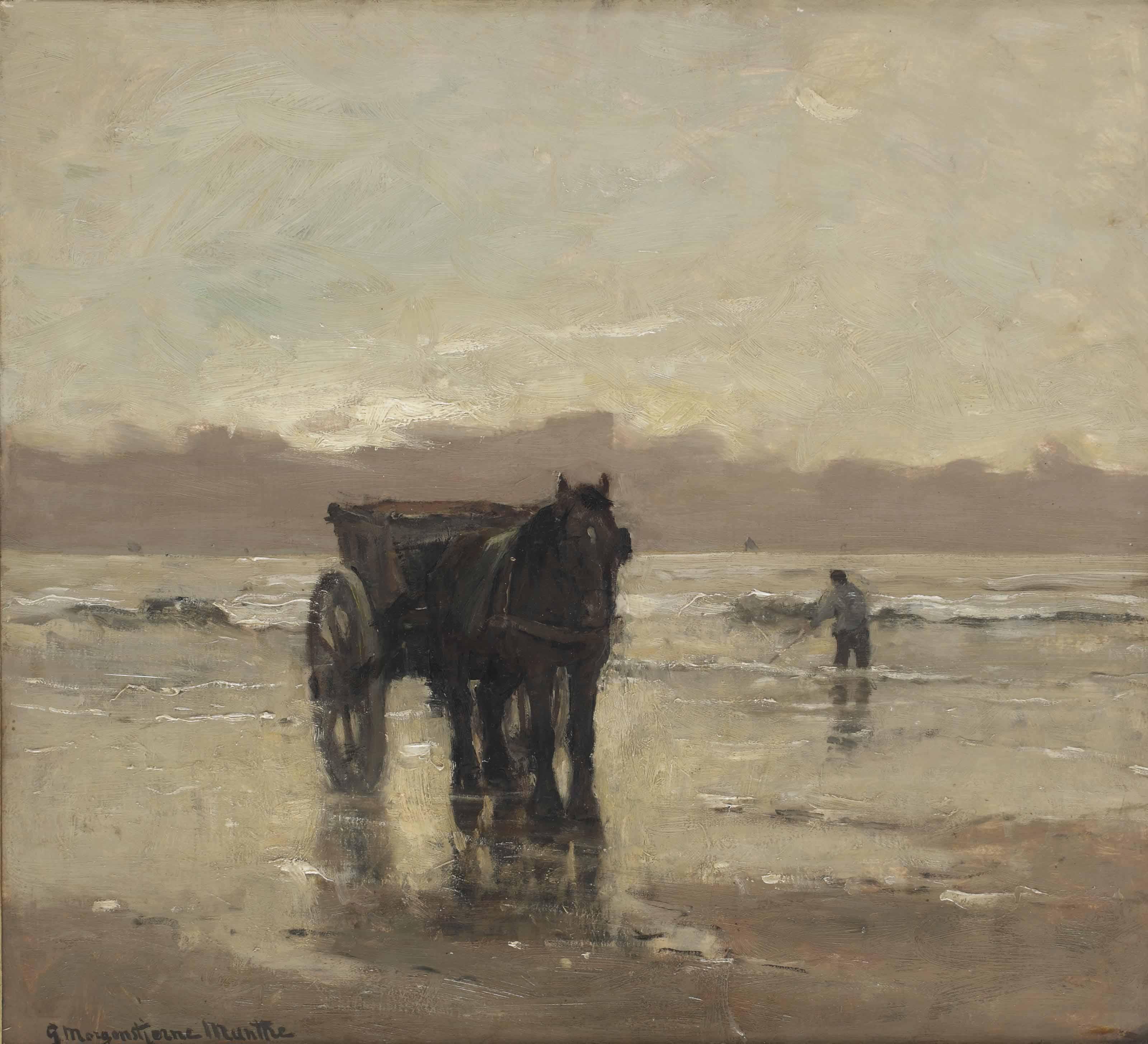 Gerhard Arij Ludvig Morgenstjerne Munthe (Düsseldorf 1875-1927 Leiden)