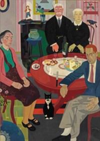 Family portrait, my parents
