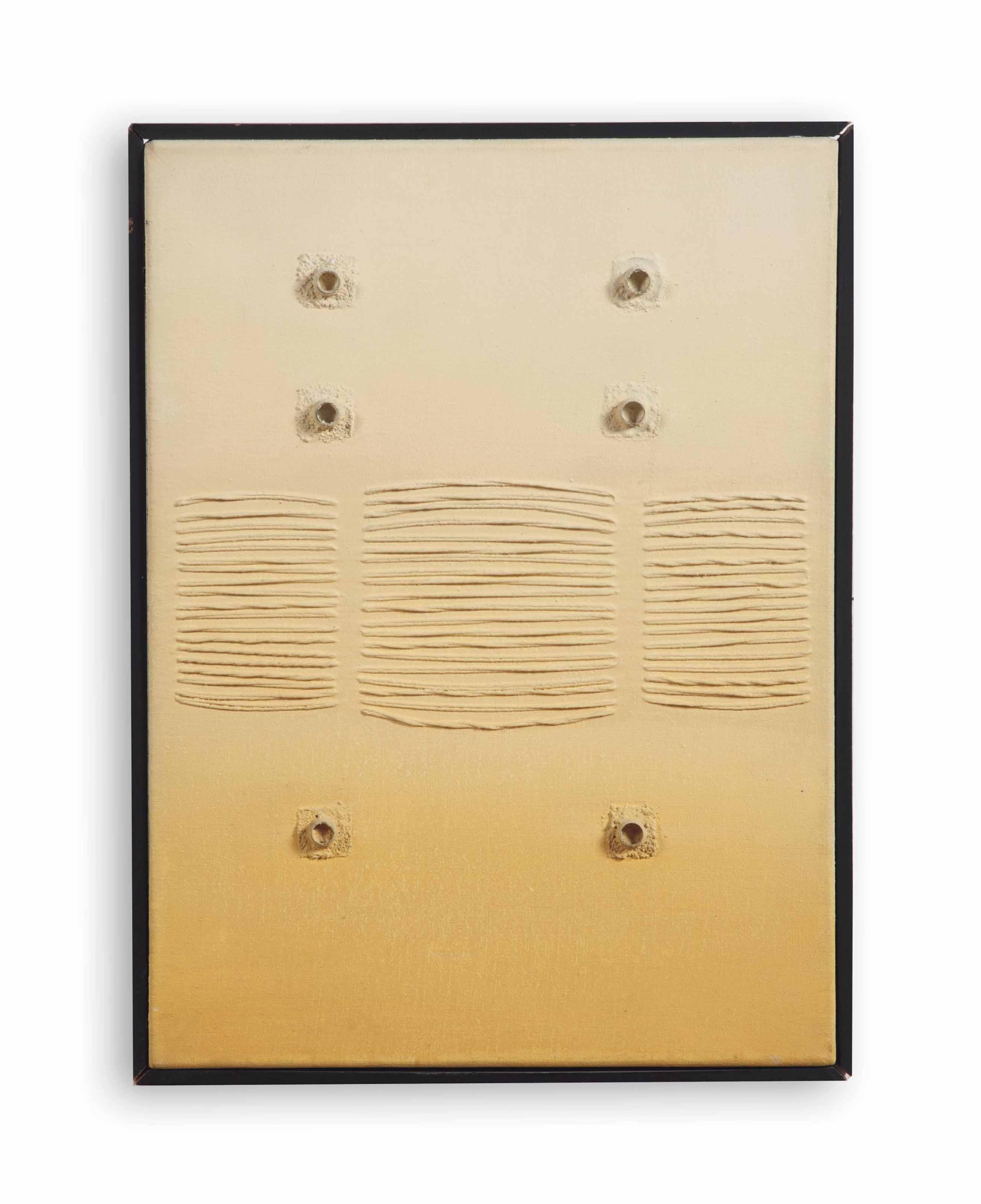 Walter Leblanc (1932-1986) | Twisted strings | Paintings