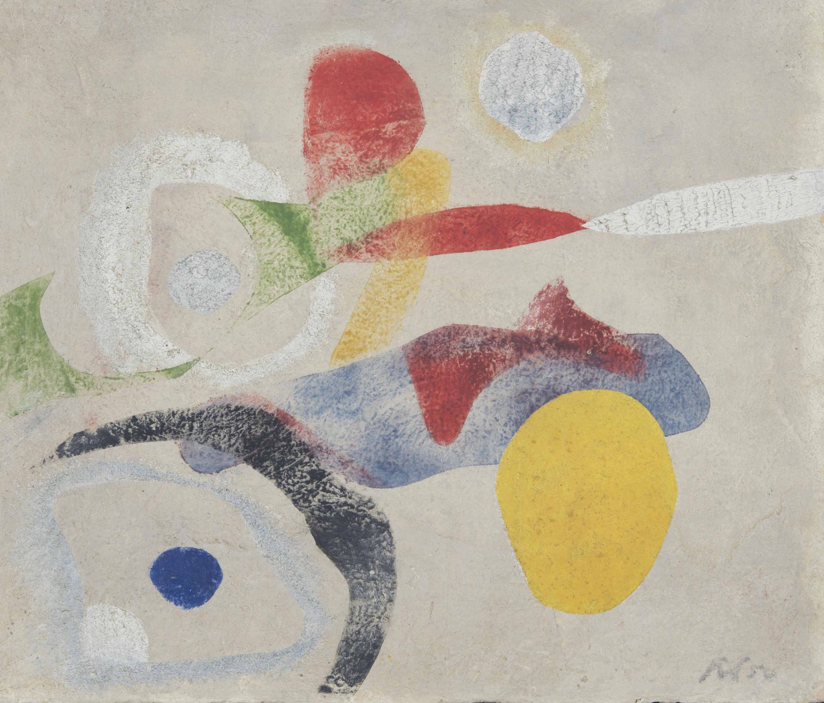 Fritz Winter (1905-1976)