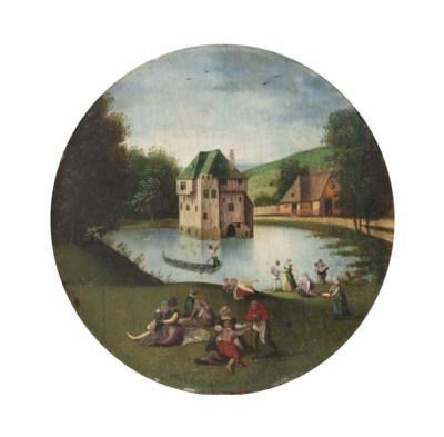 Abel Grimmer (Antwerp 1570-161