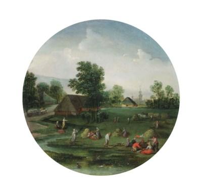 Jacob Grimmer (Antwerp 1525/6-