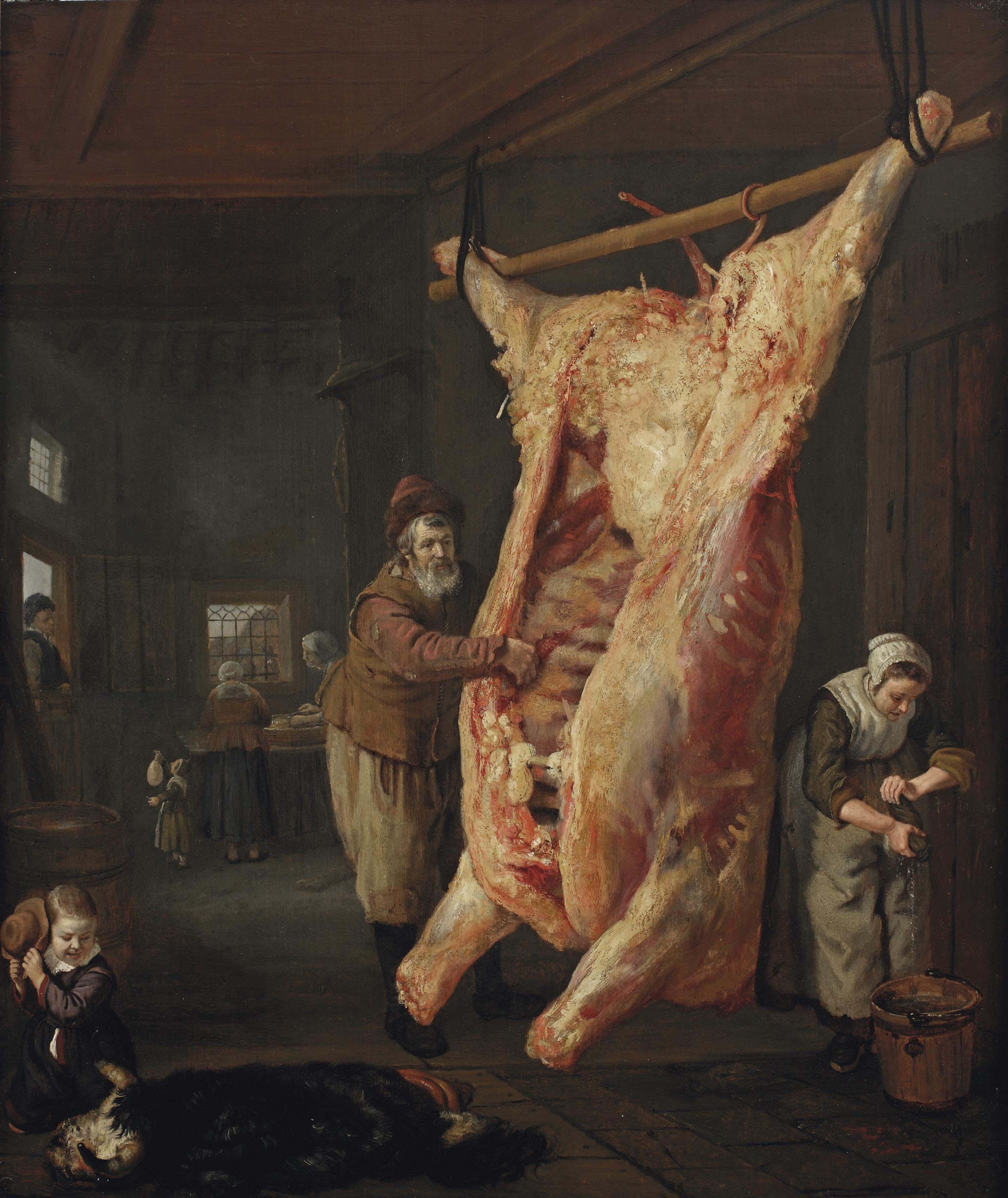 Jan Victors (Amsterdam 1619-16