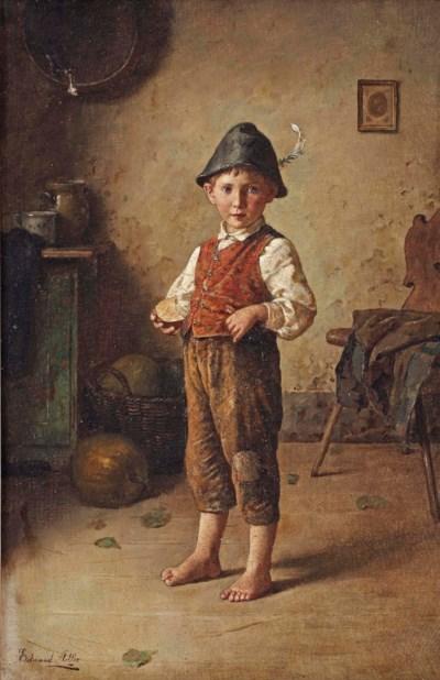 Edmund Adler (Vienna 1871-1957