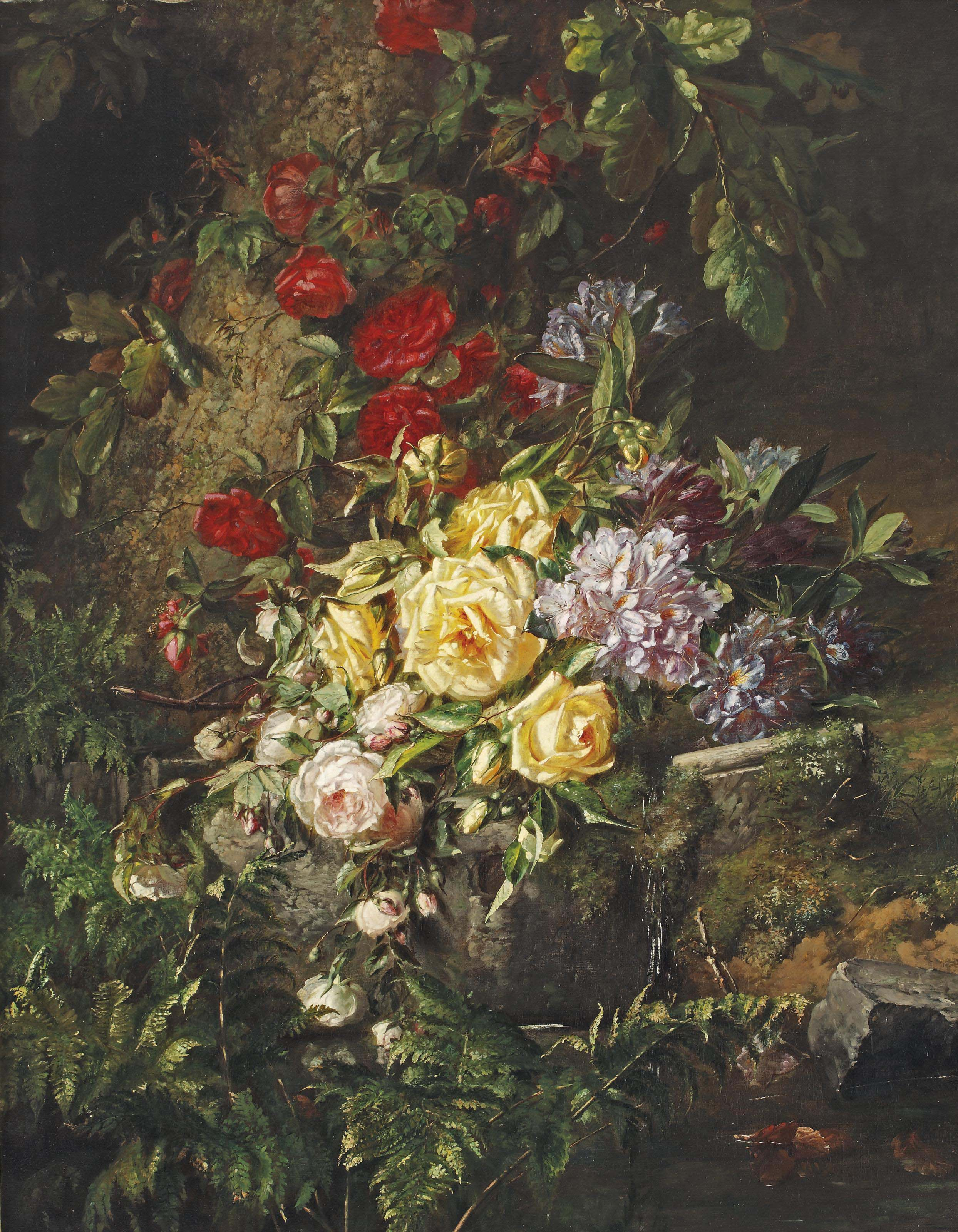 Adriana Haanen (Oosterhout 1814-1895 Oosterbeek)