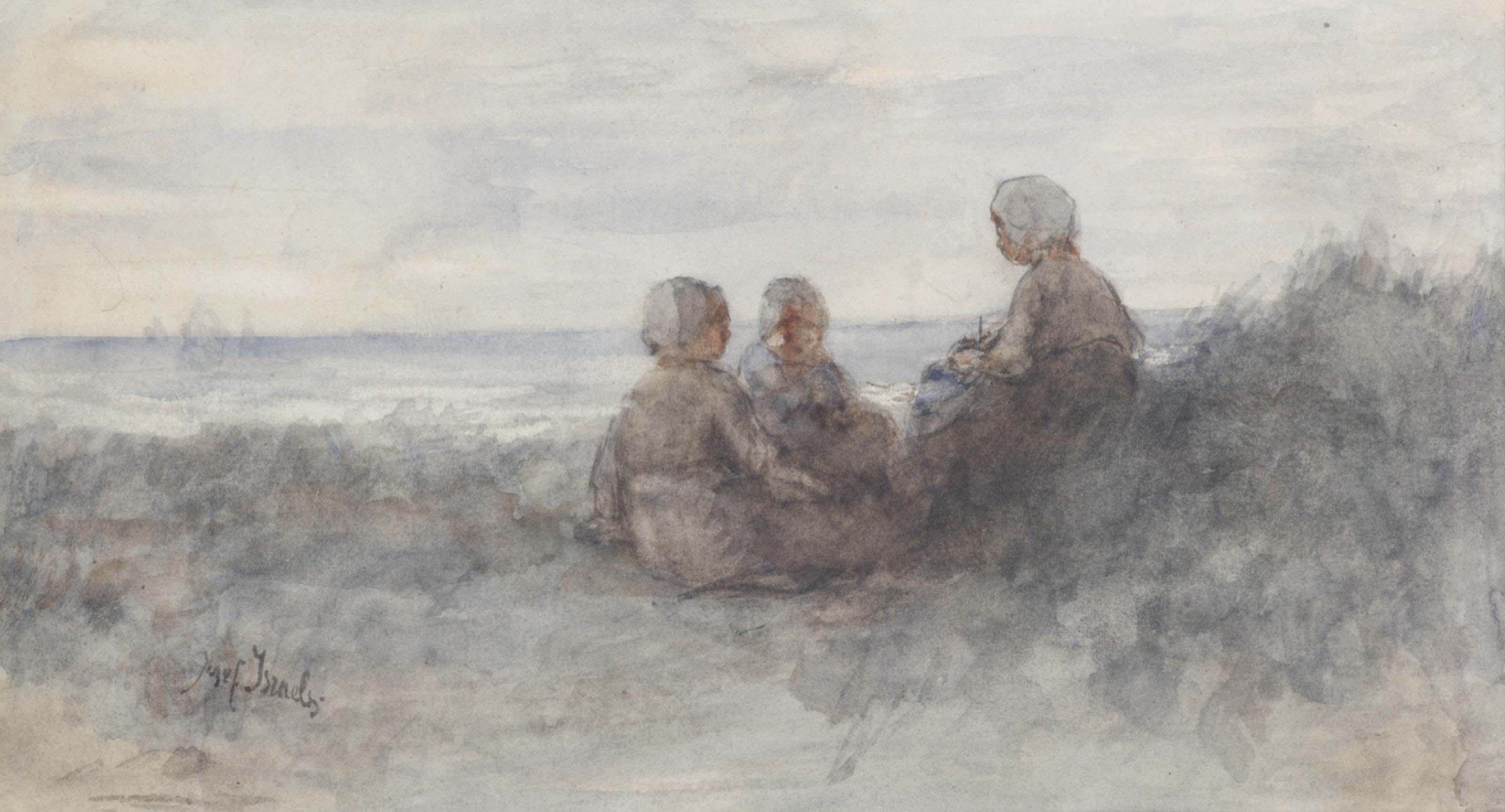 Jozef Israëls (Groningen 1824-