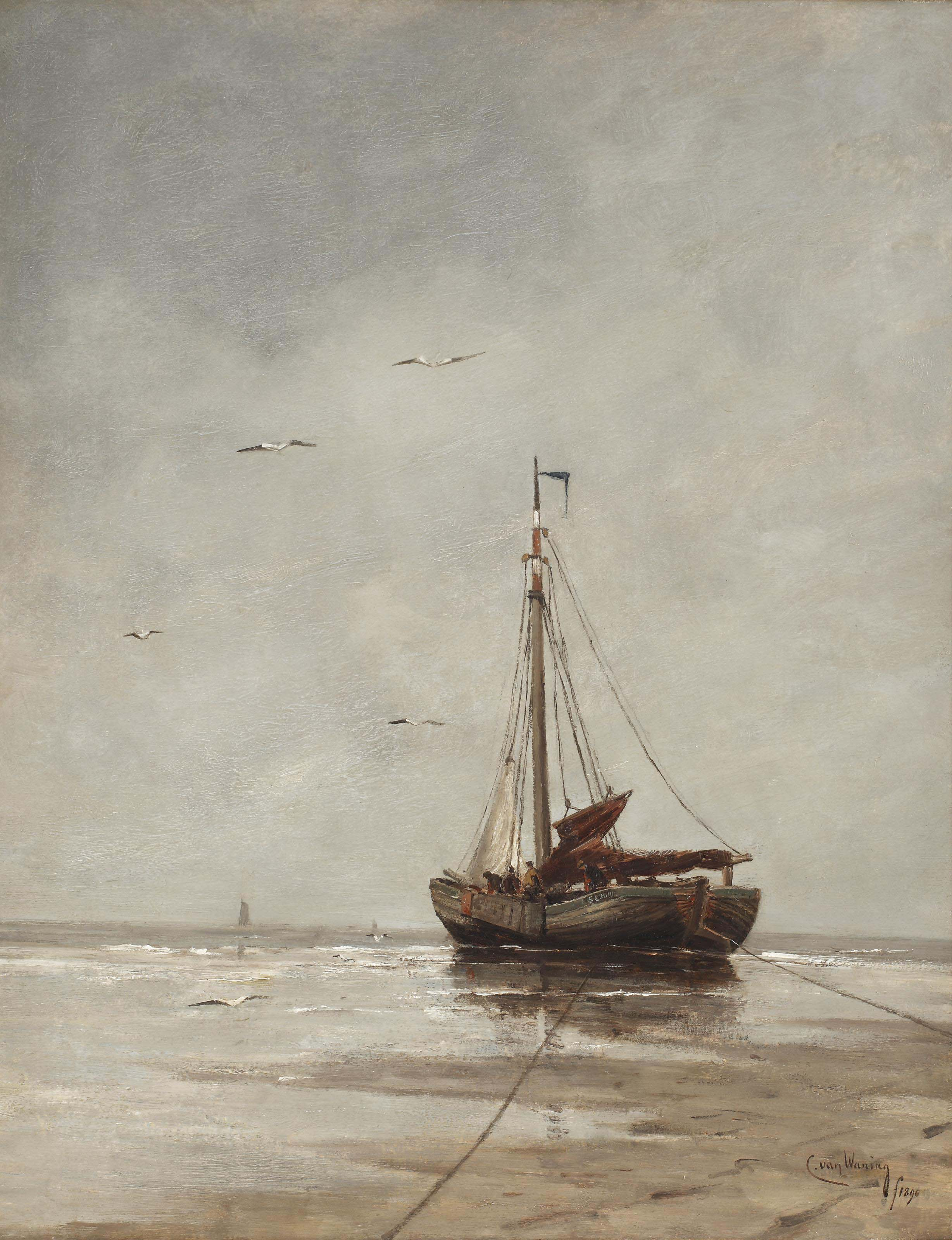 Kees van Waning (The Hague 186