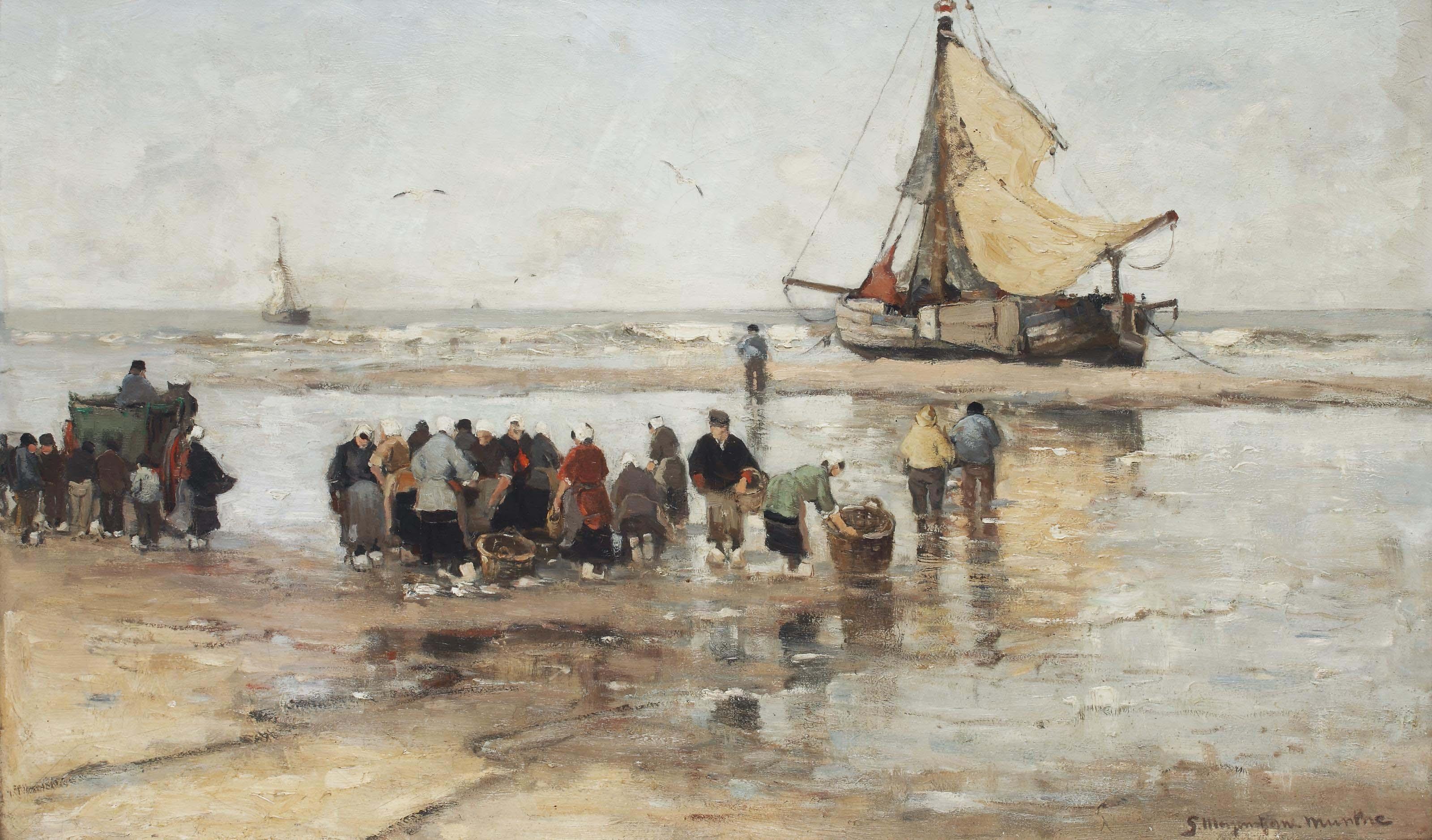 Gerhard Arij Ludwig Morgenstjerne Munthe (Düsseldorf 1875-1927 Leiden)