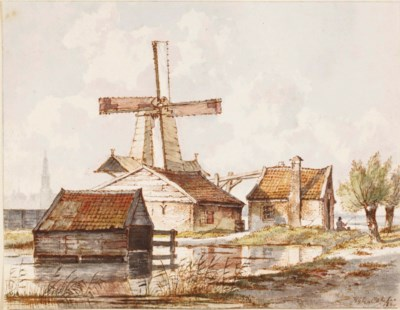 Hendrik Gerrit ten Cate (Amste