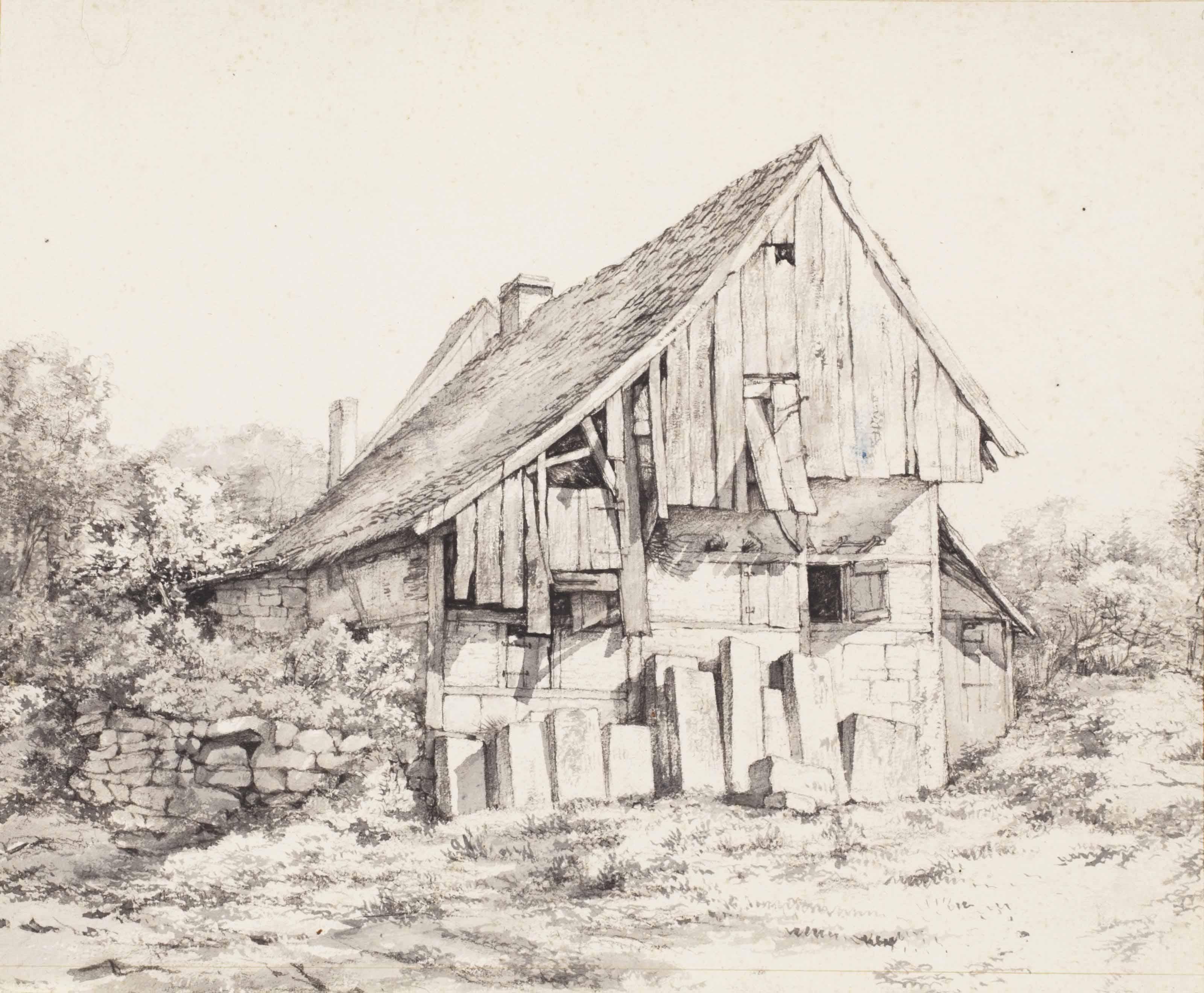 Albertus Brondgeest (Amsterdam 1786-1849)