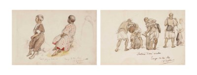 Victor Eeckhout (Antwerp 1821-