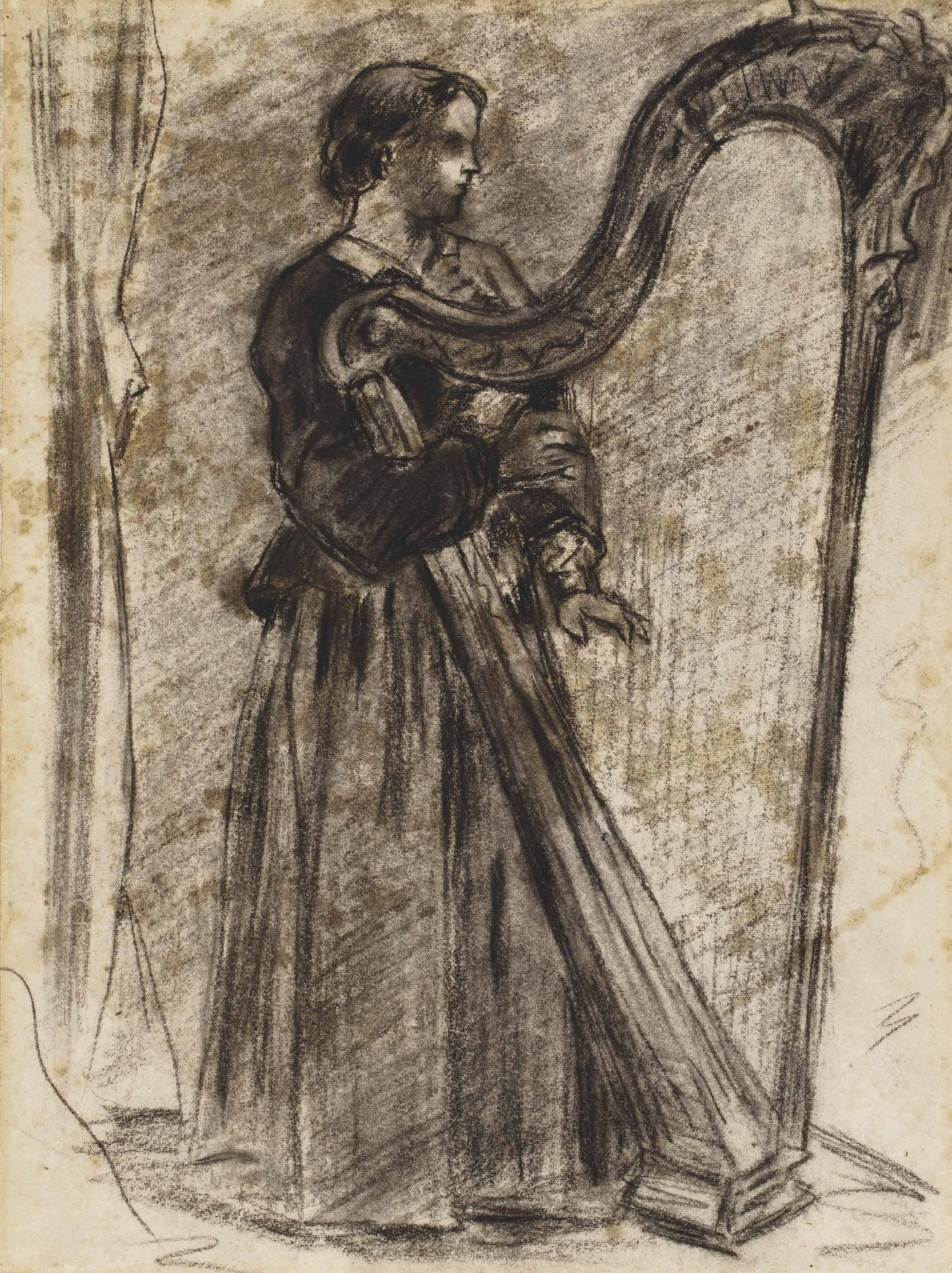 Attributed to Willem Maris (The Hague 1844-1910)