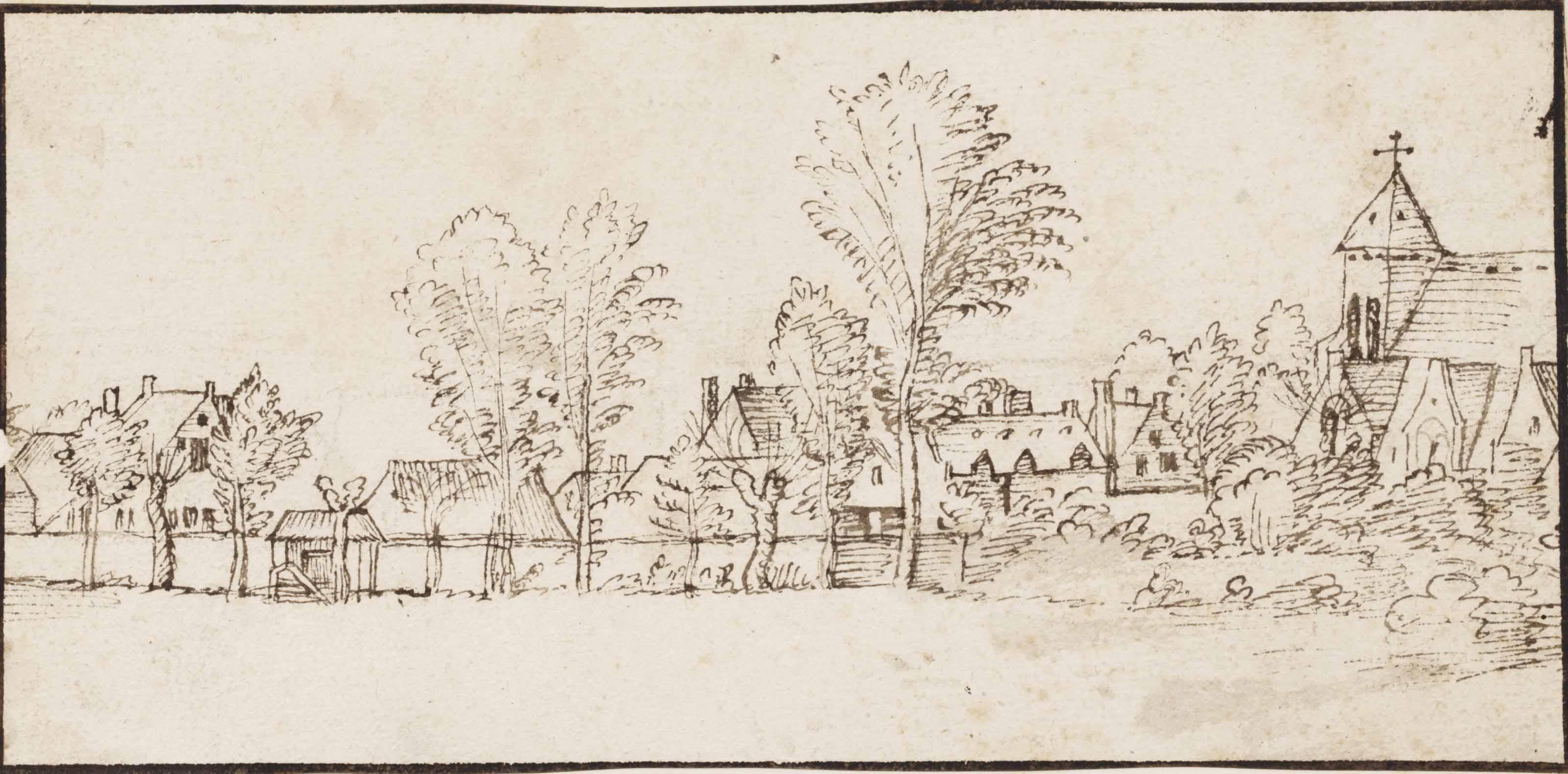 Attributed to Cornelis Massijs (Antwerp 1510-1556/57)