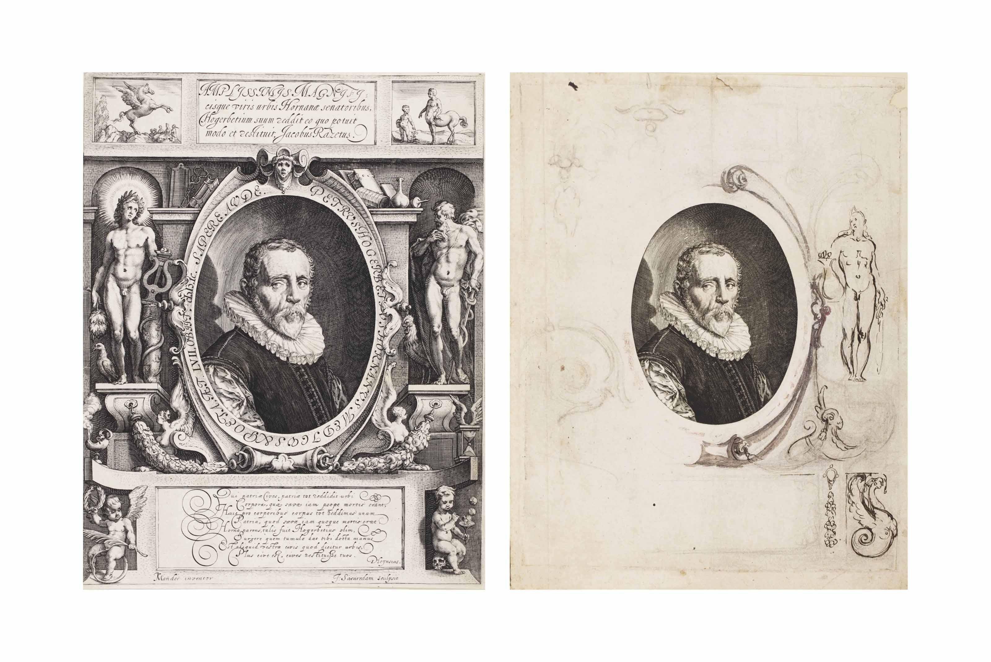 Karel van Mander (Meulbeke 1548-1606 Amsterdam)