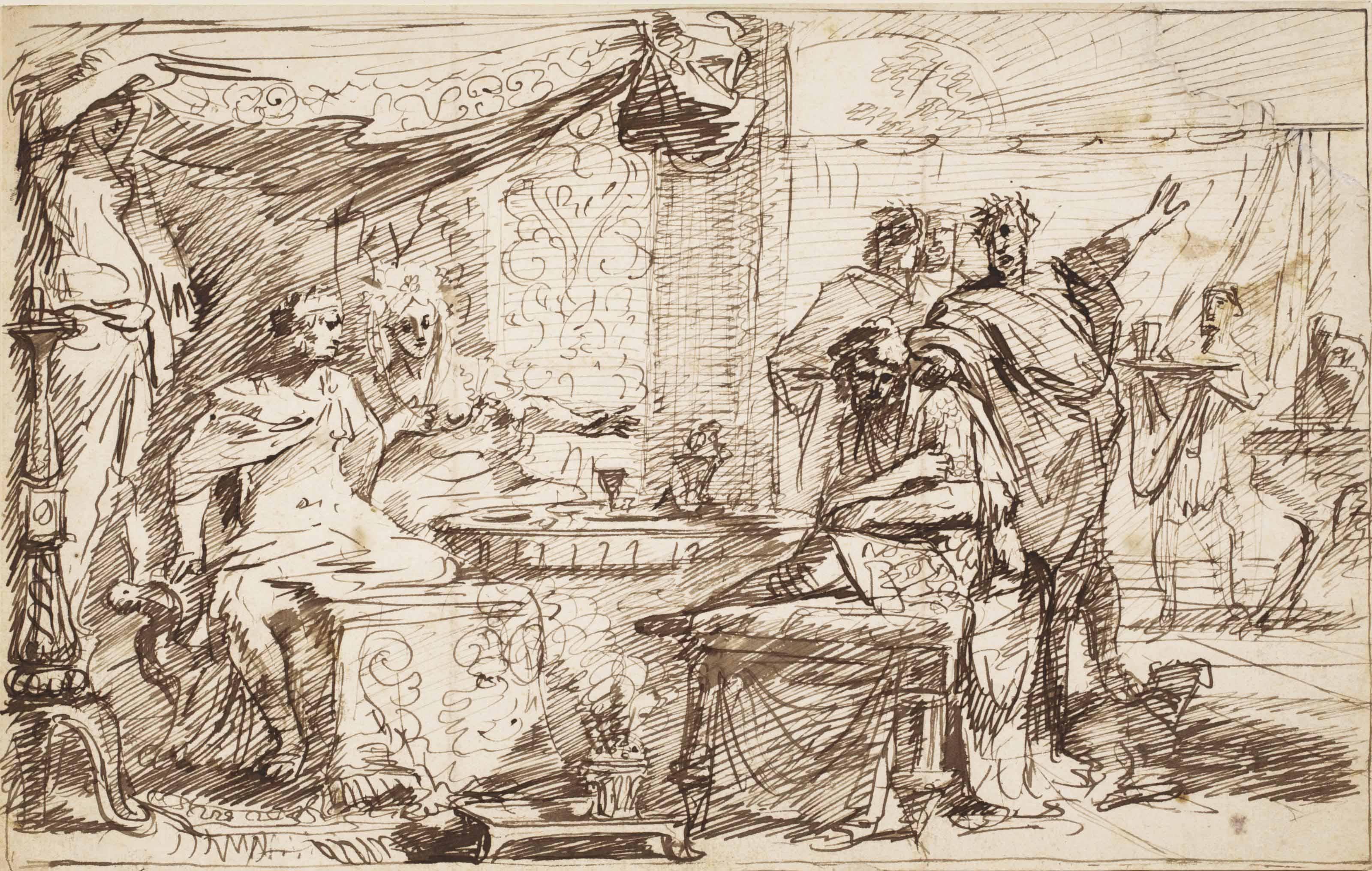 Gerard de Lairesse (Liège 1641-1711 Amsterdam)