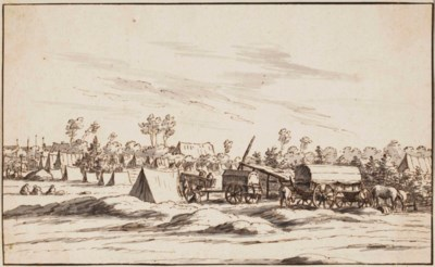 Josua de Grave (Amsterdam 1643