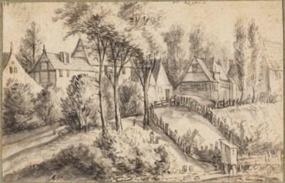 Anthonie Waterloo (Lille 1609-