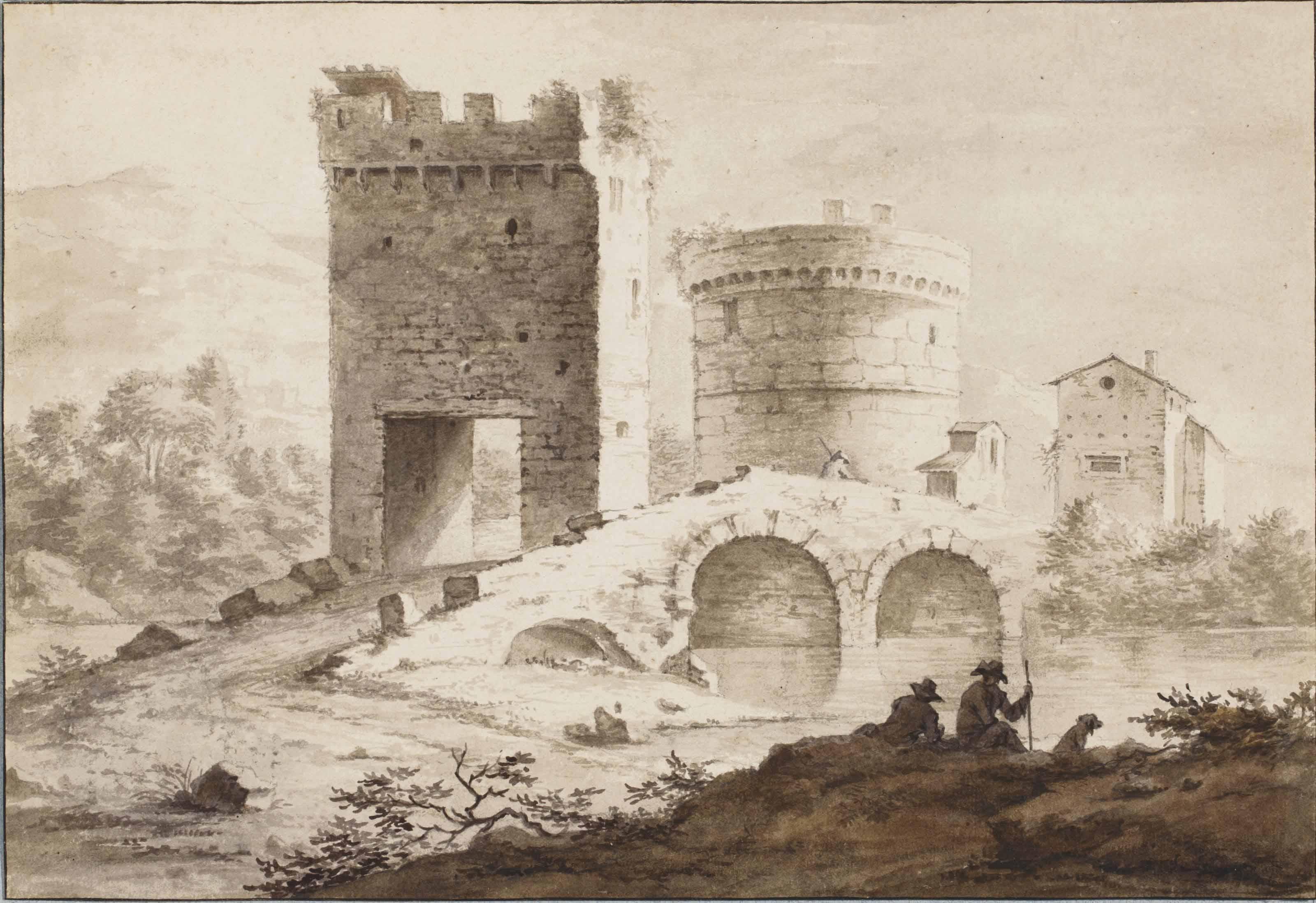 The Ponte Lucano