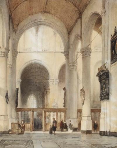 Johannes Bosboom (The Hague 18