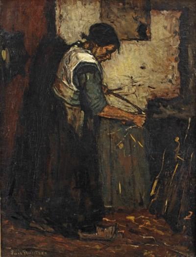 Suze Robertson (The Hague 1853