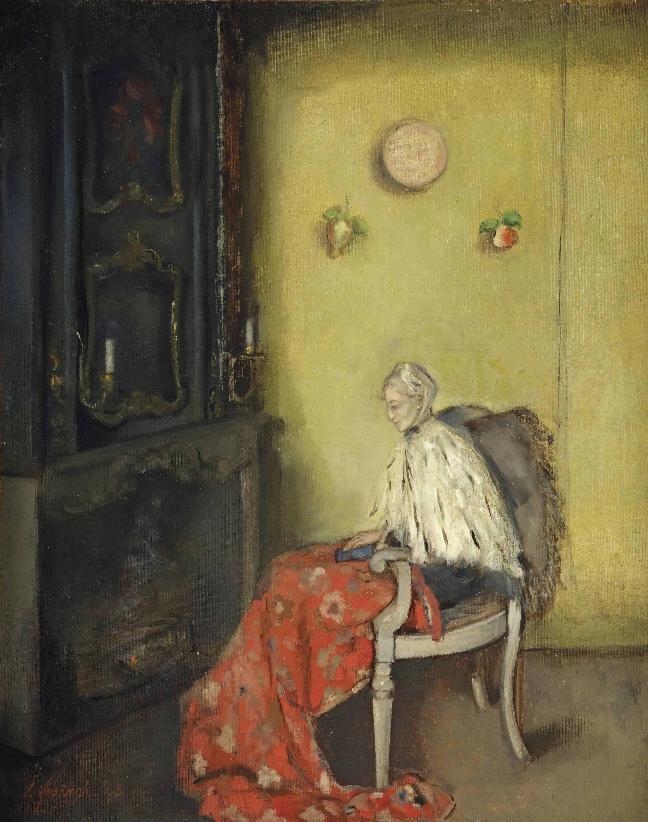 Lizzy Ansingh (Utrecht 1875-1959 Amsterdam)
