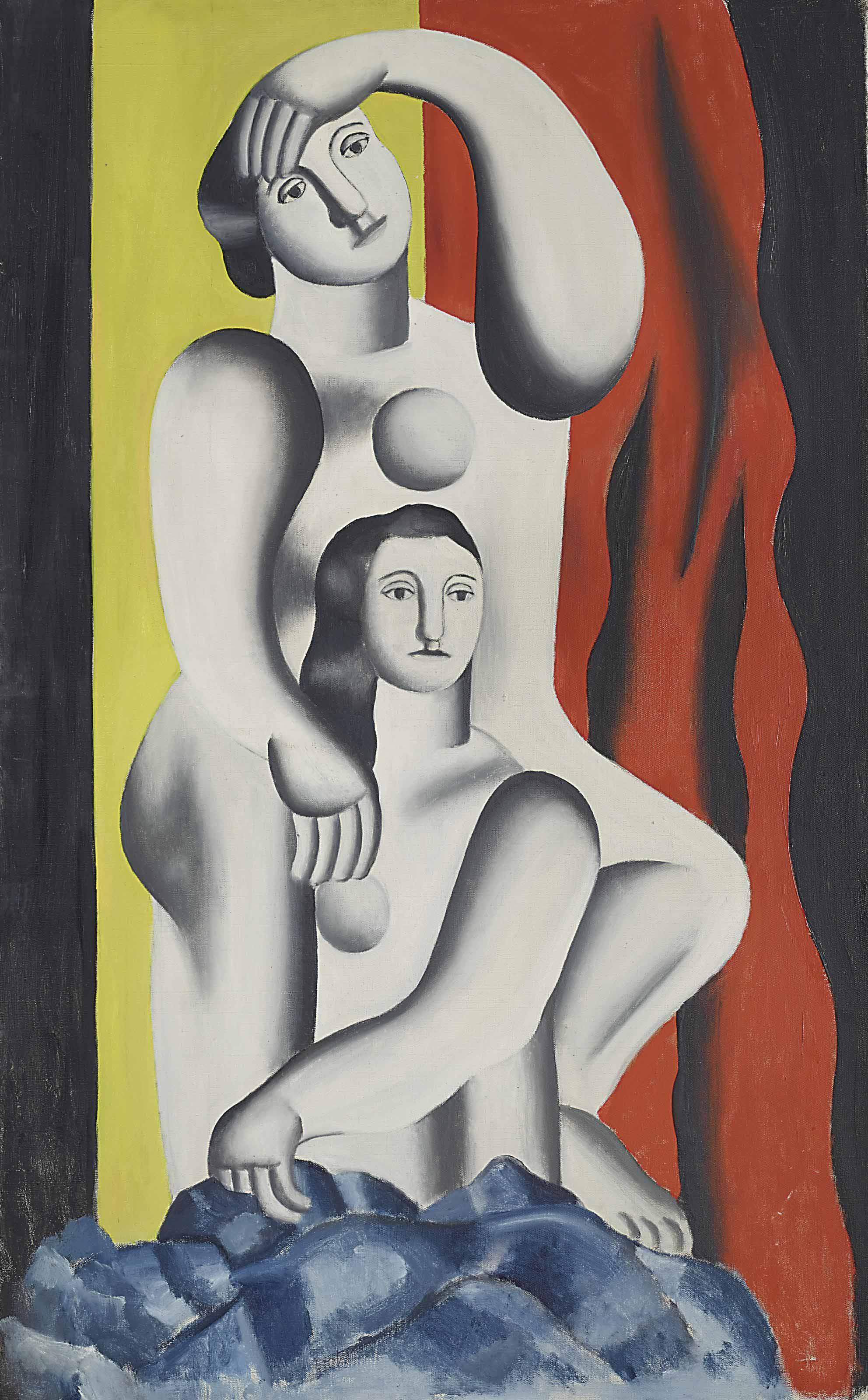 Audio: Fernand Léger, Deux femmes