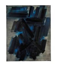 Peinture 195 x 155 cm., 7 février 1957