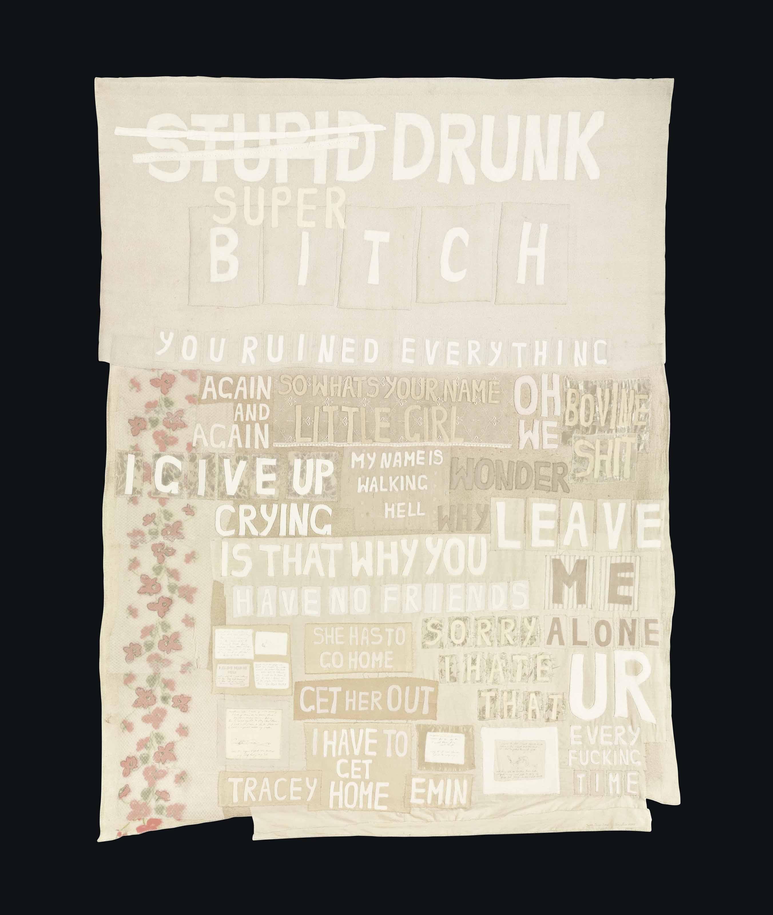 Super Drunk Bitch