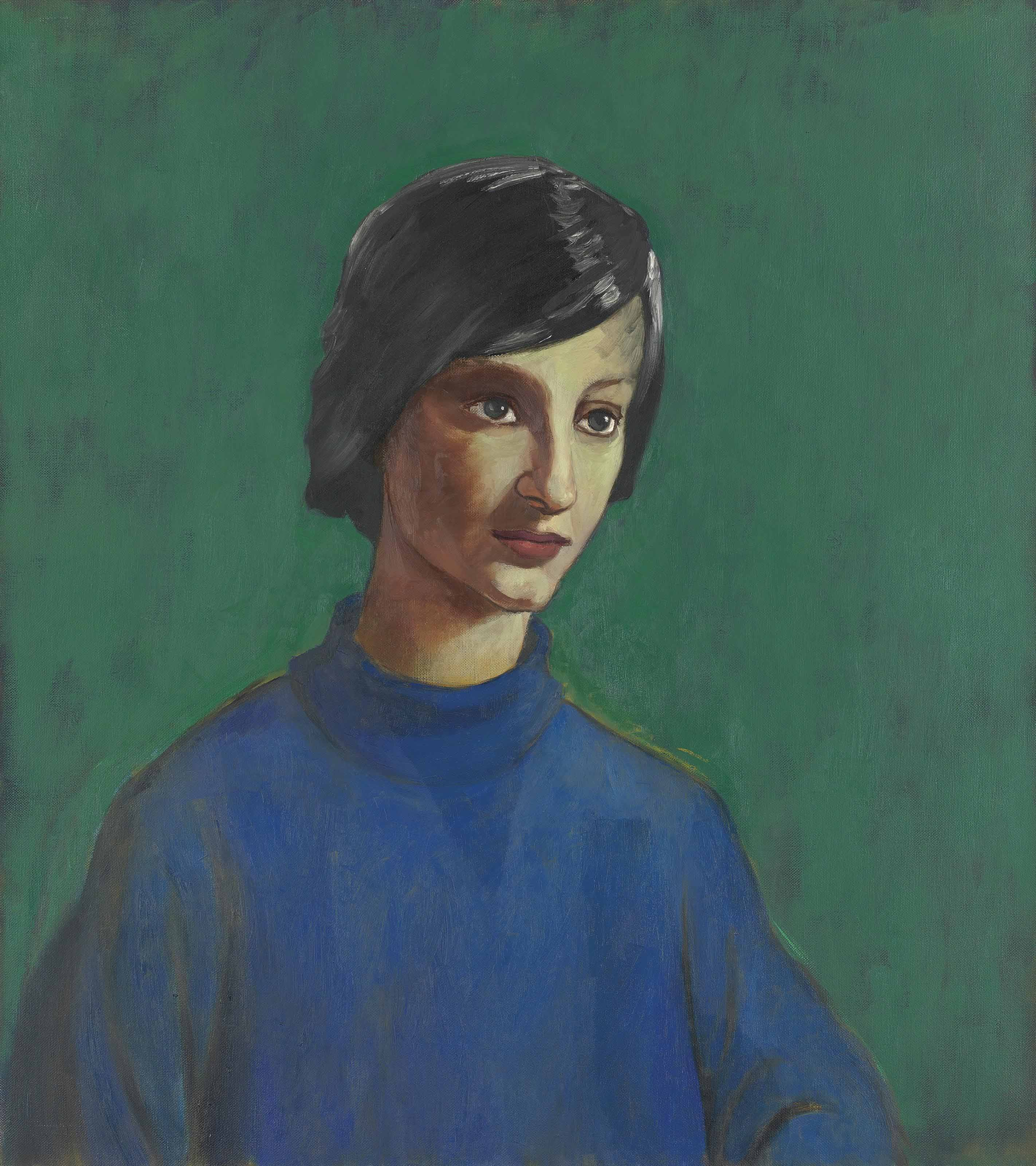 John Currin (B. 1962)