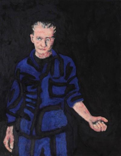 TONY BEVAN (B. 1951)