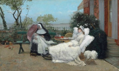 Ernest-Ange Duez (France, 1843