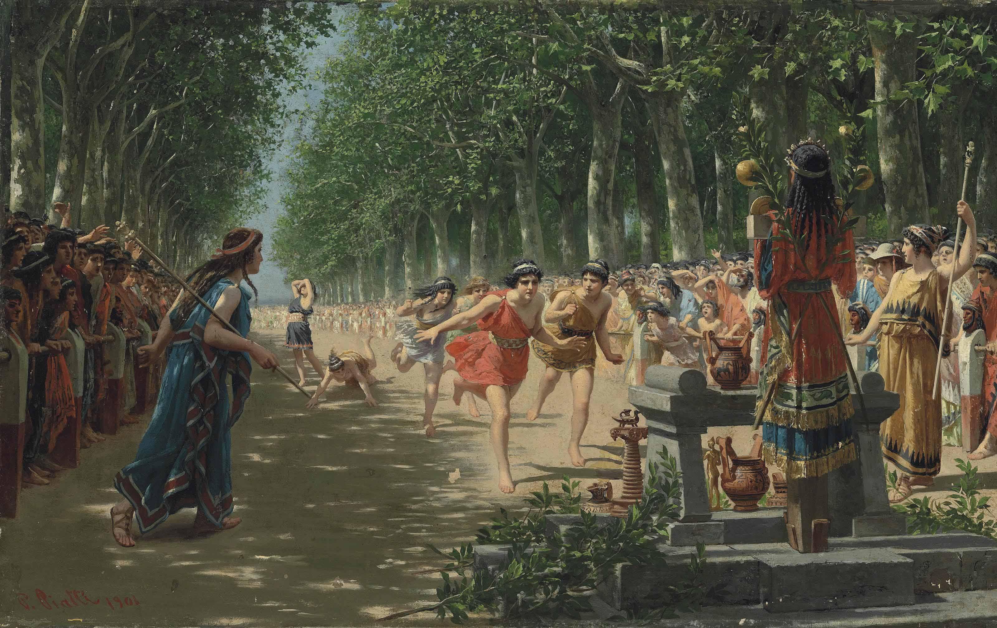 The Heraean Games