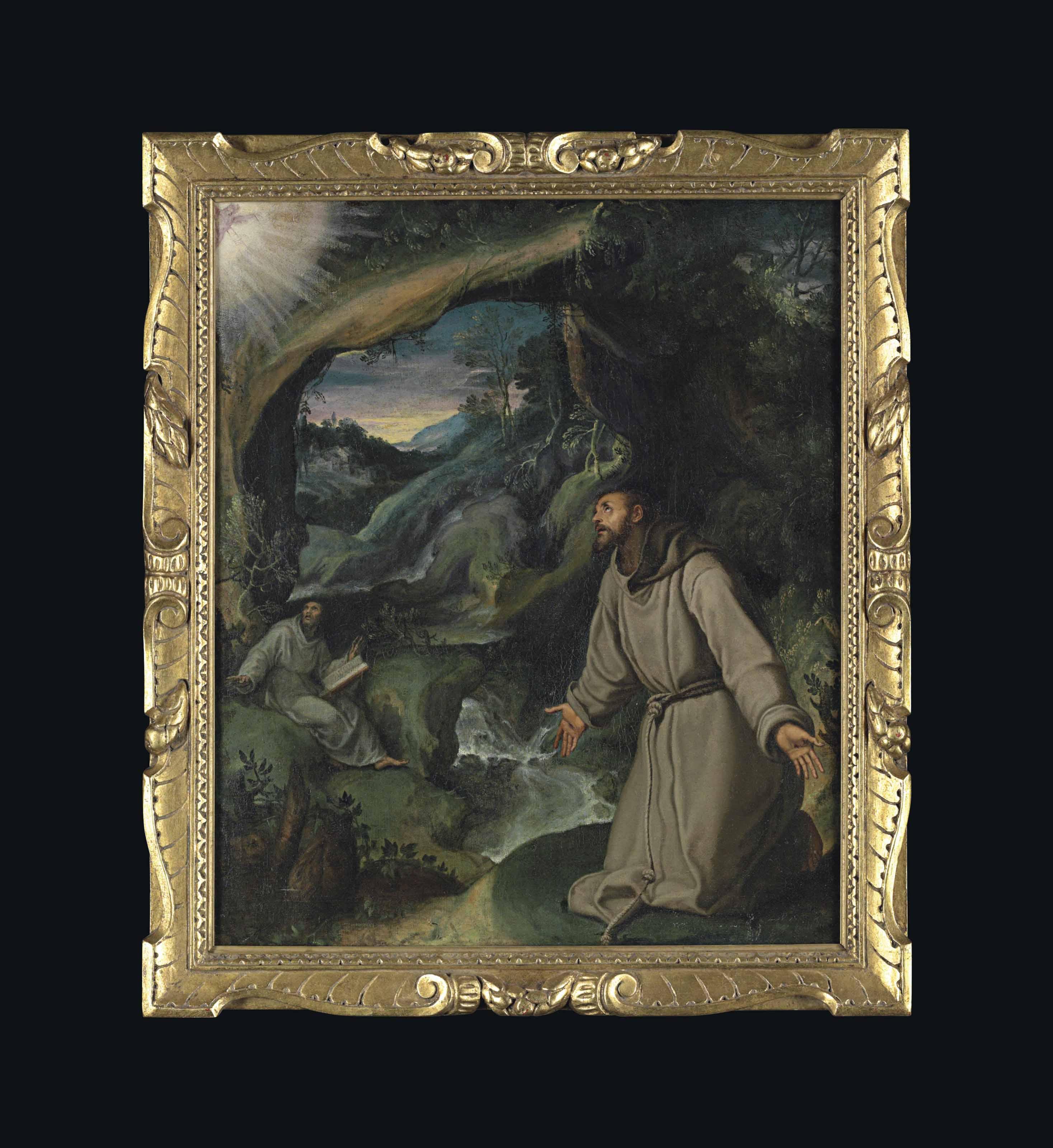 Studio of Girolamo Muziano (Br