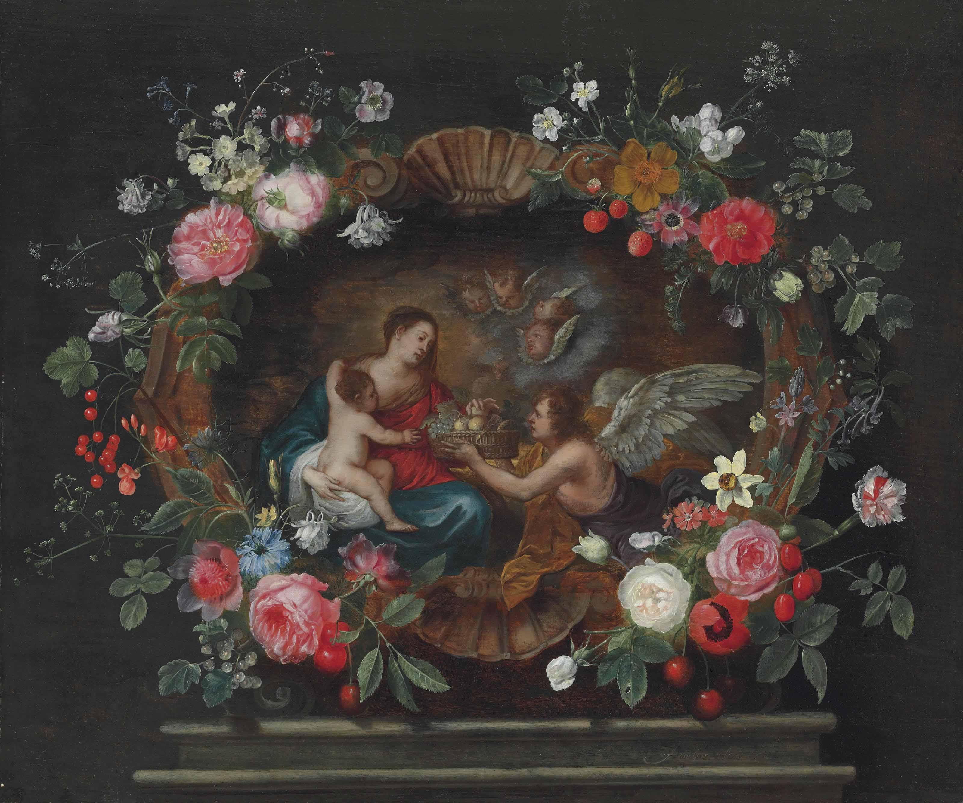 Frans Ykens (Antwerp 1601-1693