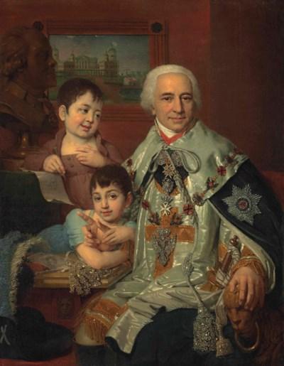 Vladimir Borovikovsky (1757-18