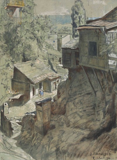 Evgeni Lanceray (1875-1946)
