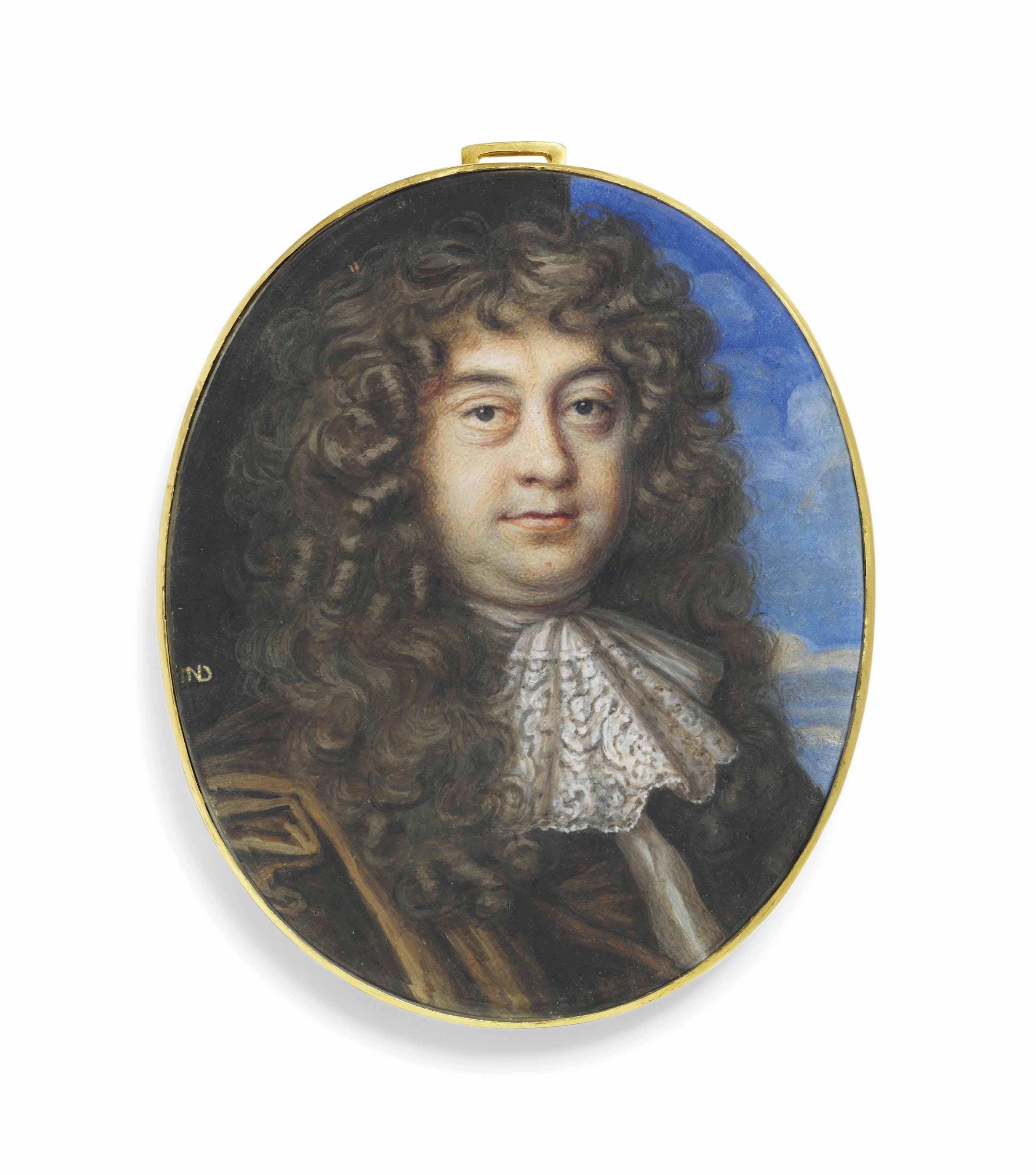 NICHOLAS DIXON (BRITISH, C. 1645-1708)