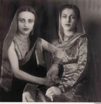 Sisters: Silk and Brocade