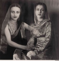 Sisters: Silk and Brocade